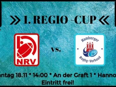 1. Regio-Cup: Niedersachsen vs. Hamburg