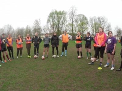 Das ehemalige BRV Training ist offen für alle Vereine im Einzugsgebiet