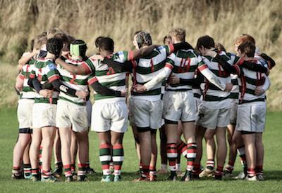 Rugby kommt ursprünglich aus England.