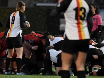 Gerade bei den Standards wird sich die deutsche Mannschaft gegen Belgien steigern müssen. Foto (c) Rugby Europe