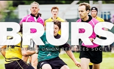 BRURS – Berlin Rugby Union Referees Society in Zusammenarbeit mit dem Rugby Klub 03 Berlin