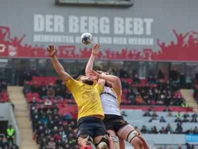 Der Berg bebte tatsächlich, dennoch gilt für alle Rugby-Fans auf nach Offenbach und Köln! Foto (c) Seufert-Chang