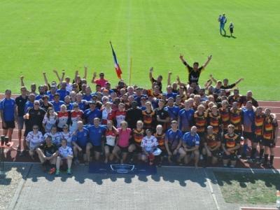 Der Police Nations Cup fand letztes Jahr in Konstanz statt