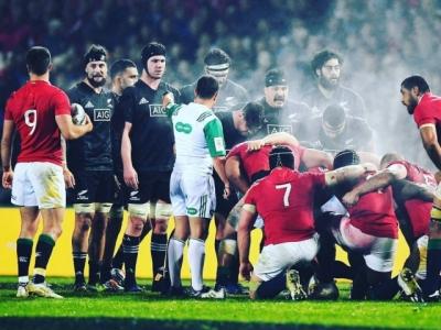 Gegen die Neuseeland Maori-Auswahl konnten die Lions ihre traditionellen Stärken ausspielen, gelingt ihnen das auch gegen die All Blacks? Foto (c) Lions Instagram