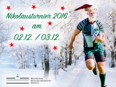 Das große Nikolausturnier der WWU Münster, seid dabei!