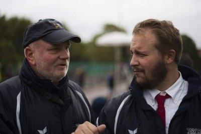 Ferdinand Sacksofsky (re.) ist der neue Sportwart der Deutschen Rugby-Jugend.