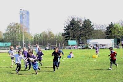 Beim Bonner HTV wächst Rugby im Nachwuchsbereich (c) BHTV