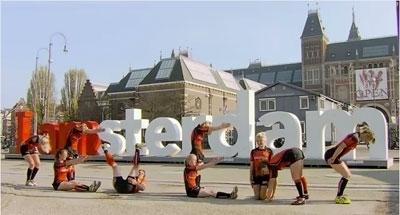 So lädt der niederländische Rugbyverband ein