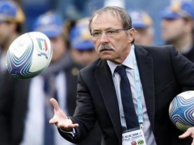 Von Jugendoffensive keine Spur - der 63-jährige Frankreich-Coach Guy Novès wird durch den ebenso 63-jährigen Jacques Brunel ersetzt.