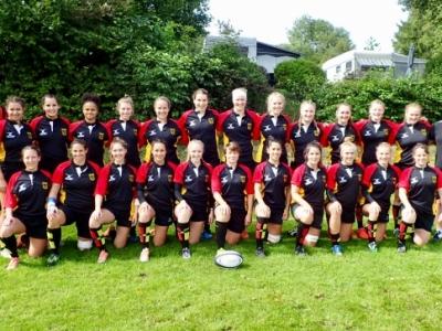 Die Frauennationalmannschaft im Sommer 2017