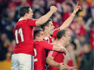 Gelingt den Lions gegen die All Blacks der Triumph wie 2013 in Australien? Foto (c) B&I Lions Instagram