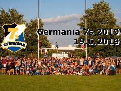 Nach dem großen Erfolg im letzten Jar: Die Germania 7s finden am 29. Juni 2019 statt.