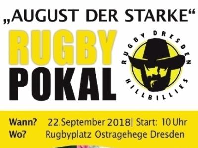 August der Starke Pokal 2018