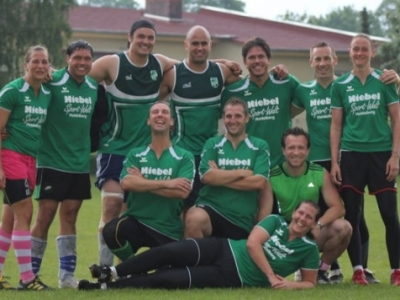 2. Platz des Heidelberger Touch-Teams beim Capital Cup 2011 in Berlin