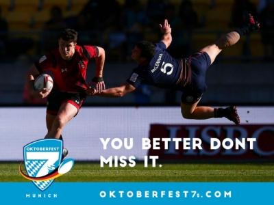 Weltklasse-Rugby, Siebener- und Wiesn-Atmosphäre kombiniert, was will man als Rugby-Fan mehr?