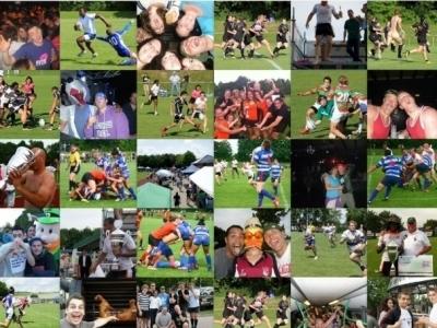 3 Tage Rugby, Party und Spaß warten vom 25. bis 27. Mai in Neckarsulm  auf die Teilnehmer der RBW Sevens 2012.