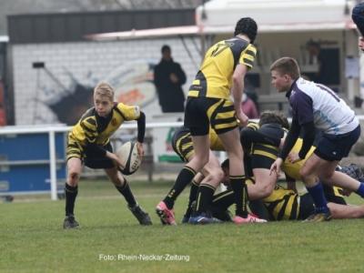 Foto: RNZ - RBW U16 vs. Entente d\'Alsace Nord
