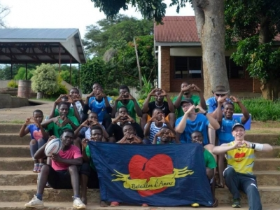 RC Leipzig & Bataillon d'Amour engagieren sich in Malawi