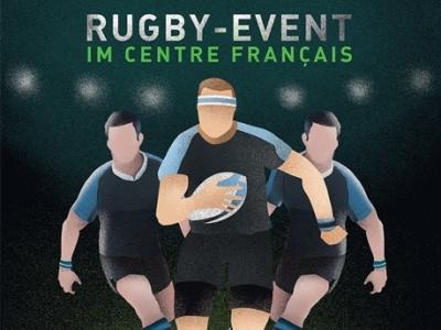 Rugby im Centre Francais de Berlin