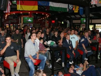 Über 300 Rugbyfans in Hannover\'s schönster Sport-Lokation