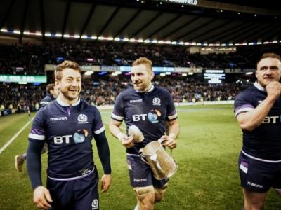 An Schottlands-Chancen hatten erstaunlich wenige Leser&Experten geglaubt. Foto (c) Paul Ripke