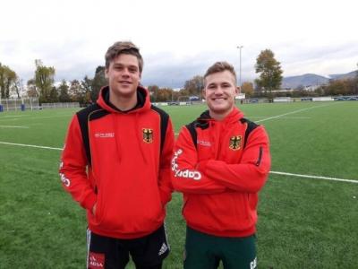 Sebastian Ferreira und Marcel Coetzee, zwei potenzielle Debütanten in der Nationalmannschaft
