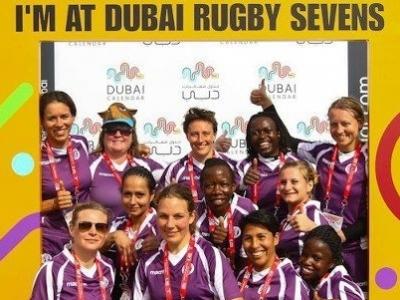Mit den Rugby-Müttern zu den Dubai 7s