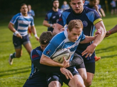 Luxemburg in Angriff © Rugby Darmstadt