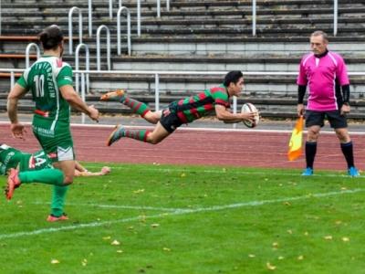 Der RK Heusenstamm will nach der bravourösen Leistung gegen die RGH nun gegen den TSV den zweiten Saisonsieg sichern. Foto (c) Seufert-Chang