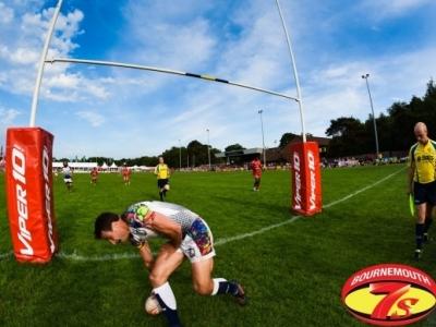 Die Bournemouth 7s sind weit mehr als nur ein riesiges Rugby-Turnier. Foto (c) Bournemouth 7s Facebook