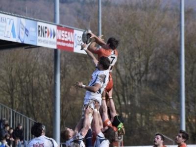 Gerade in der Schlussphase lieferten sich die Heidelberger Rivalen ein enges Duell. Foto (c) Thomas Zahn