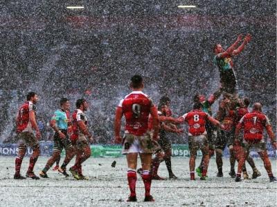 Rugby-Wintermärchen in Europa - nur nicht für die englischen Klubs. Foto (c) Harlequins Instagram