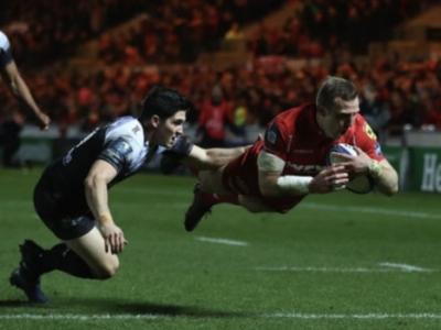 So wie die Scarlets am Wochenende gegen Toulon, will Wales stärkere Gegner künftig mit Spielwitz und Schnelligkeit bezwingen.