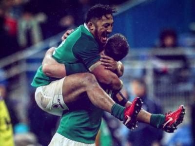 Irland will auch gegen Italien wieder jubeln können. Foto (c) Six Nations Instagram