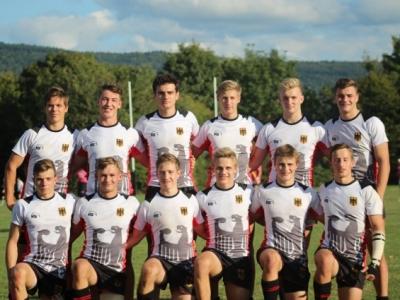 Vier oder fünf dieser Jungs wird man laut DRV-Sportdirektor Wilhelm schon bald in den Herren-Nationalmannschaften wiedersehen. Foto (c) DRJ