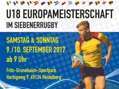 Am kommenden Wochenende messen sich die Top-Talente Europas in Heidelberg